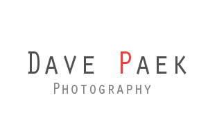 Dave Paek Photography logo